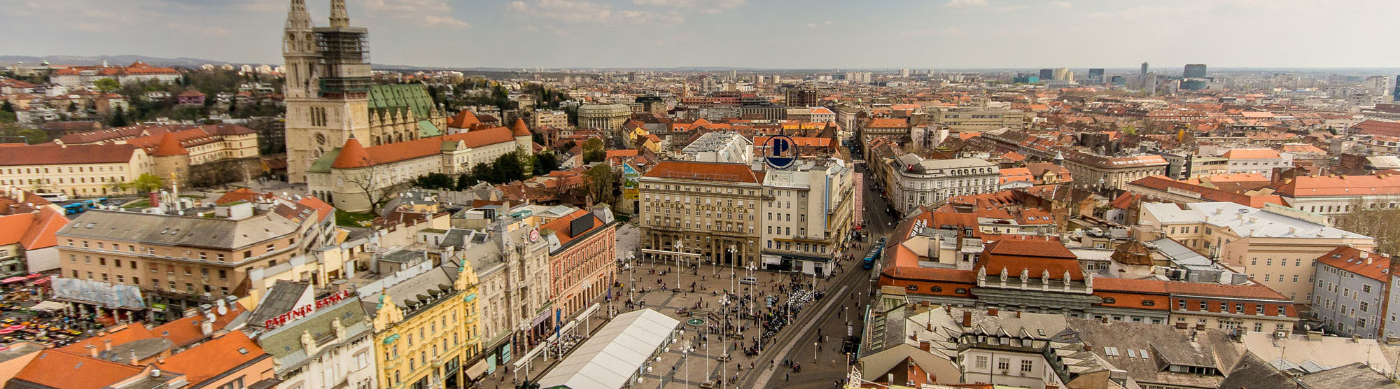 The Beautiful City of Zagreb